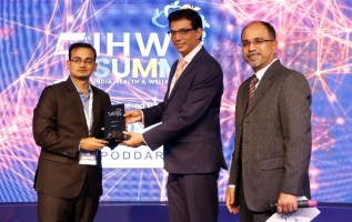 HEALTHXP Bags The Prestigious,''Best Health Startup Brand'' at IHW Summit 11