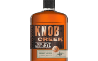 Cask Cartel Presents Knob Creek Twice Barreled Rye Their Newest Expression, Available for Only $29 When Purchased with Any Other Item 2