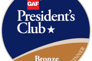 R&B Roofing Receives GAF's Prestigious 2018 President's Club Award 5