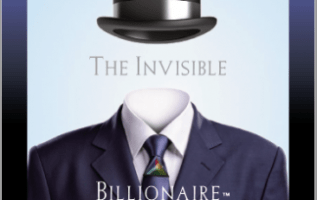 Introducing the Feel-Good Book of the Season, 'The Invisible Billionaire: Second Chances, A Christmas Miracle Hollywood Style' – A Rags to Riches Story of Hope, Redemption & Promise 2