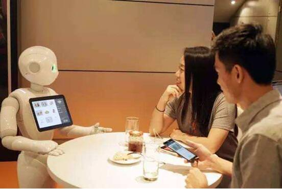 German LIECTROUX Restaurant Service Robot Enters The Restaurant Service Industry Smart Black Technology Brings Customers A New Dining Experience 18