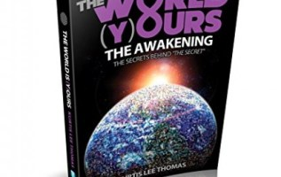 A Resource for Consciousness! Kurtis Lee Thomas' Highly Rated Book Unveils Hidden Secrets of The Universe! 3