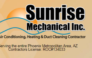 Sunrise Mechanical Inc is Offering Affordable Air Duct Cleaning Service in Glendale, AZ 2