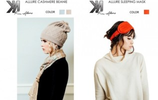 Allure Cashmere Debuts Ultra-Rare Luxury Cashmere Apparel on Kickstarter 3