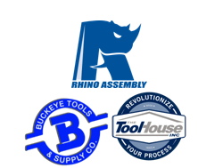 Rhino Assembly and The Tool House Welcome Buckeye Tools & Supply to the Distribution Family 7