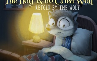 Announcing the Release of Charlene Crawford's New Children's Book: 'The Boy Who Cried Wolf Retold by the Wolf' 3