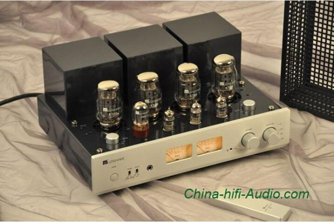 China-Hifi-Audio Announces to Supply Muzishare x7 Tube Integrated Amplifier beside Cayin Amplifiers & Yaqin Tube Amplifiers 1