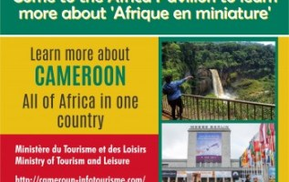 Discover Cameroon the Africa in Miniature at ITB Berlin March 06-10th 2019. 3