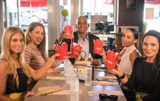 Alaa Harazin: How to turn items on the menu into celebrities 3