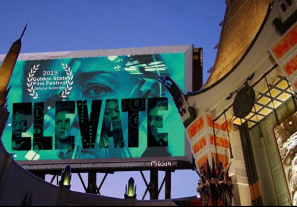 Celebrated Filmmaker / Actress ANGELA MATEMOTJA Brings 'ELEVATE' to Golden State Film Festival at TCL Chinese Theatre 3