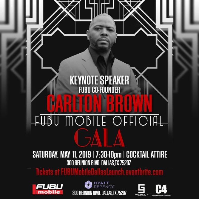 FUBU Expands Its Brand Offering with Launch of FUBU Mobile DFW Celebrations Include Star-studded Gala and After Party 3