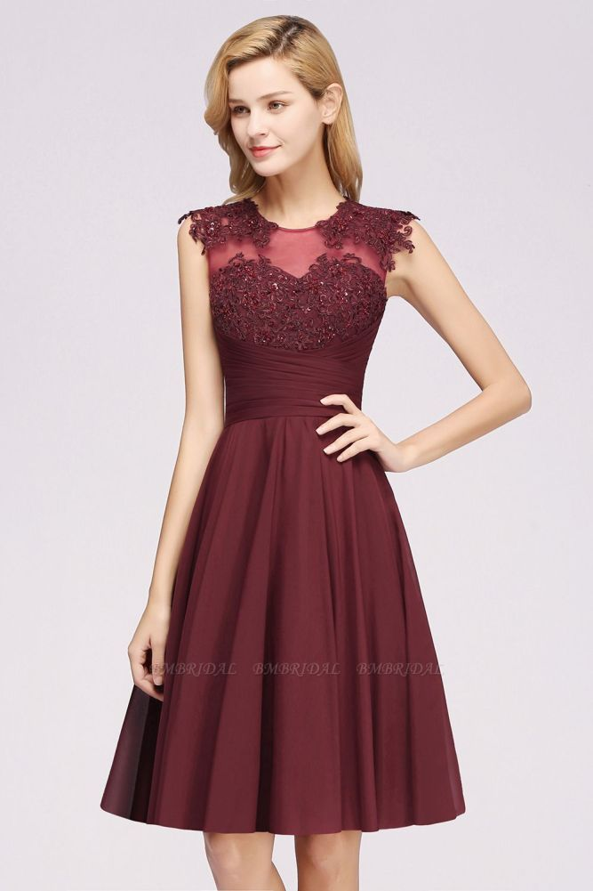 Short Bridesmaid Dresses Are Popular For More Occasions 5