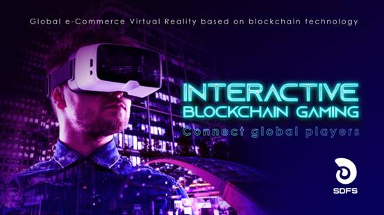 Blockchain + VR – this project is going to create a new world with virtual reality 4