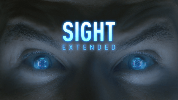 SIGHT: EXTENDED; A Visually Stunning, Dark, Futuristic Thriller featuring Augmented Reality 4