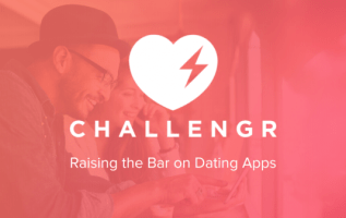 Garrett Fritz talks about his exciting new dating app that has users create and respond to 'Challenges' in order to match 1