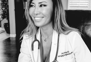 Dr. Joy Kong Is A One Woman Revolution in Stem Cell Therapy. 2
