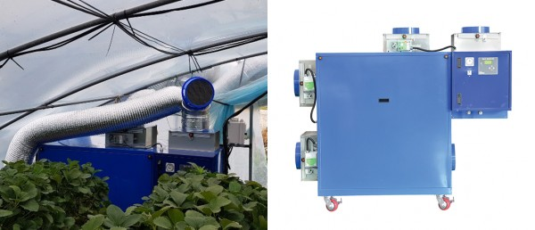 Sysco Co., Ltd. Leads Smart Farming With ICT-Integrated Temperature And Humidity Control Technology 4