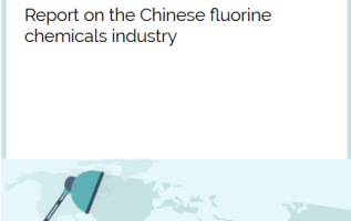 Chinese Fluorine Chemicals Industry Market Research Report 1