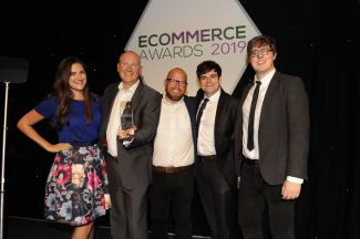 """FootBalance Named as """"Best Use of MultiChannel"""" at the 2019 UK E-Commerce Awards 4"""