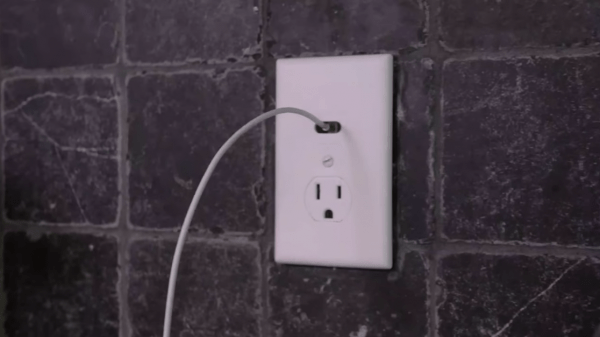 Never Lose the Charger Again. The Charger Safe secures USB chargers where it's wanted. 1