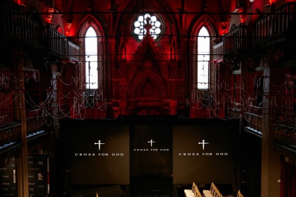 Faith and Fashion Cross for God at New York Fashion Week 5