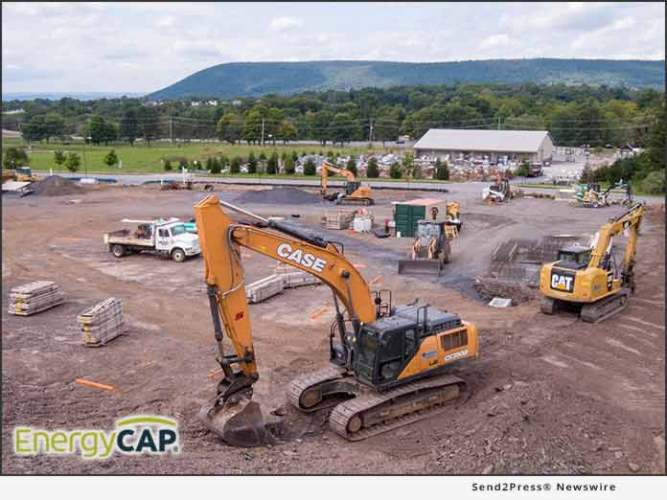 EnergyCAP, Inc. Breaks Ground for New Corporate Headquarters 3