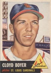1953 Cloyd Boyer