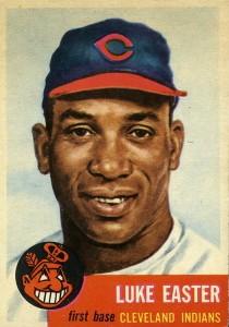 1953 Luke Easter