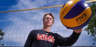 VOLLEYBALL:  Los Al's Jake Maffett is Press-Telegram Dream Team Player of the Year