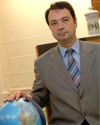 El Presidente Internacional de los Médicos Católicos, el doctor José Maria Simón