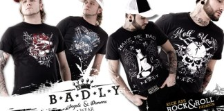 BADLY Shirts PressureMag