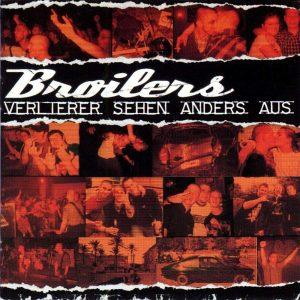 Broilers Verlierer sehen anders aus Album Cover-Artwork (Vö: 2000)