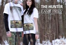 Easy prey clothing shot