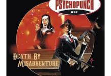 Psychopunch Deathbymisadventure AlbumCover