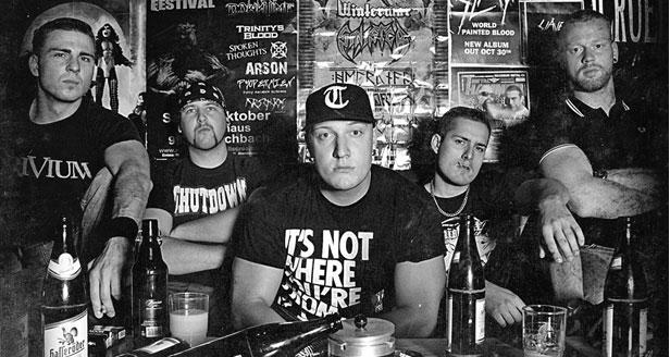 crackdown hardcore band