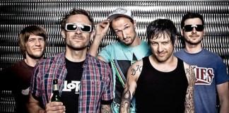 donots Punkrock band foto