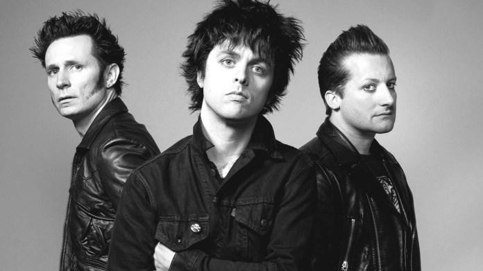 Green Day Foto Credits: total management