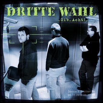 Albumcover:DritteWahl Gibacht