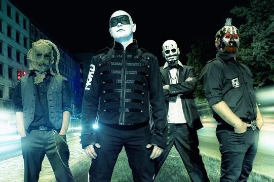 Hämatom im Interview: Eine Band, ein Kunstprodukt, vier Himmelsrichtungen (2012)