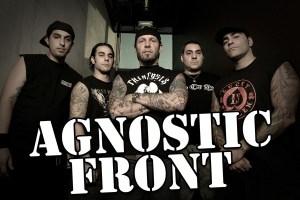 agnostic front band