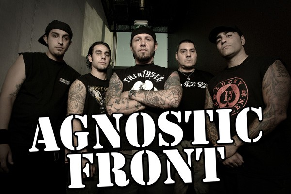 agnostic front band