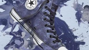 Converse Chucks Modell: Tie Dye - Mode-Kollektion: Sommer Trends 2014