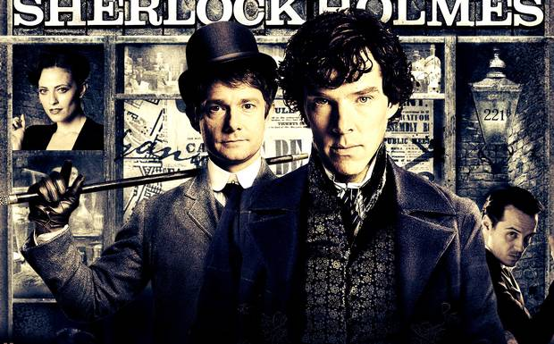Sherlock TV Serie