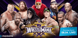 WWEWrestlemaniamain event