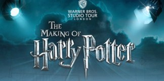 Harry Potter Studio Tour Warner Bros London