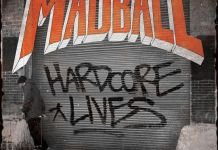 "Madball ""Hardcorelives"" Albumcover()"