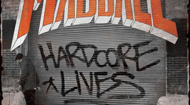 "Madball ""Hardcorelives"" Albumcover()"