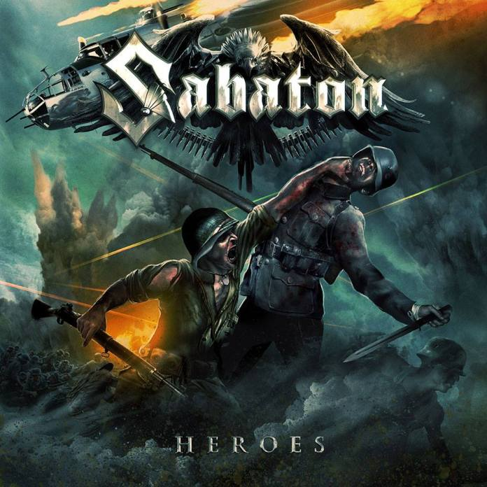 Sabaton - Heroes - Album-Cover (2014)
