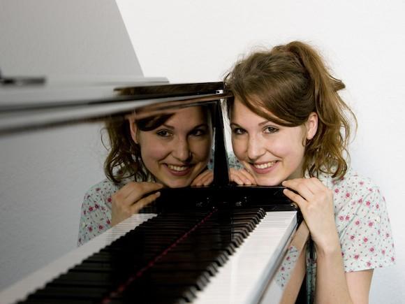 klavier lernen model keys