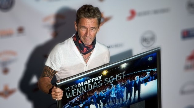 Peter Maffay im jailhouse Bad Tölz - Foto: wearephotographers